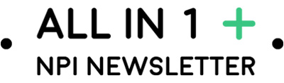 All in 1 NPI Newsletter