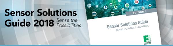 Sensor Solutions Guide 2018