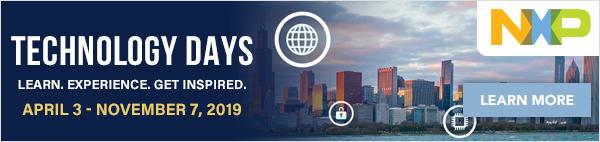 NXP Tech Days 2019