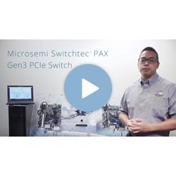Switchtec PCIe Gen3 Switches