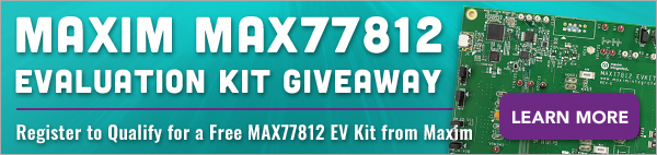 Register for MAX77812 EV Kit