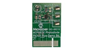 MCP6031 Demo Board