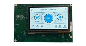 TouchGFX on NXP i.MX RT1050
