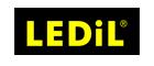 Logo: LEDiL